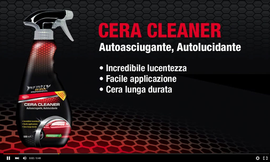 Cover Cera Cleaner