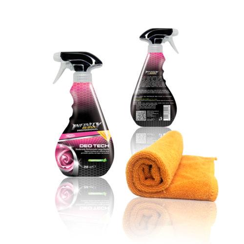Deo Tech Deodorante rinfrescante lunga durata