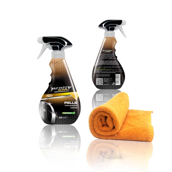 Trattamento Pelle Crema protettiva nutriente