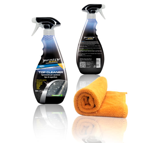 Top Cleaner Sgrassante per qualsiasi tipo di superfice