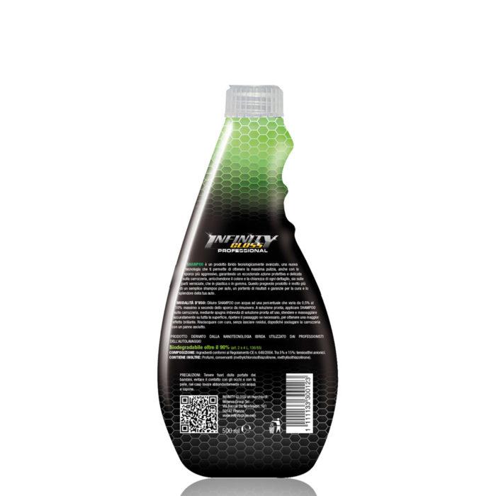Shampoo Detergente per esterni auto