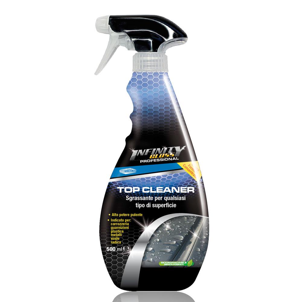 Top Cleaner Sgrassante per qualsiasi tipo di superfice